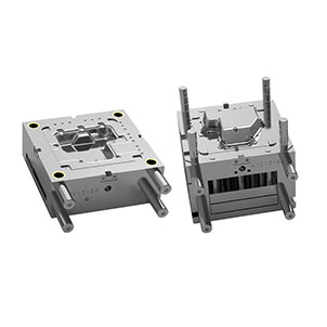 precise-injection mold for connector ay-m00061