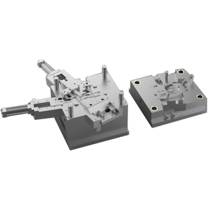 Precise Injection Mold